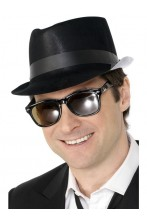 Cappello Blues Brothers adulto