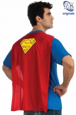 T-shirt DC Comics Superman con mantello
