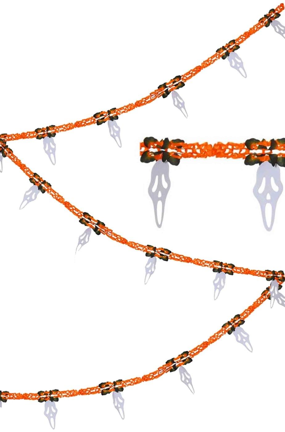 Allestimento Halloween striscione Scream 4 m