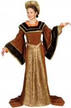 Costume donna dama Tudor rinascimentale adulta