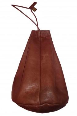 Borsa o Borsetta sacchetto medievale in pelle