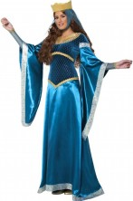 Costume donna Maid Marion Lady Marian