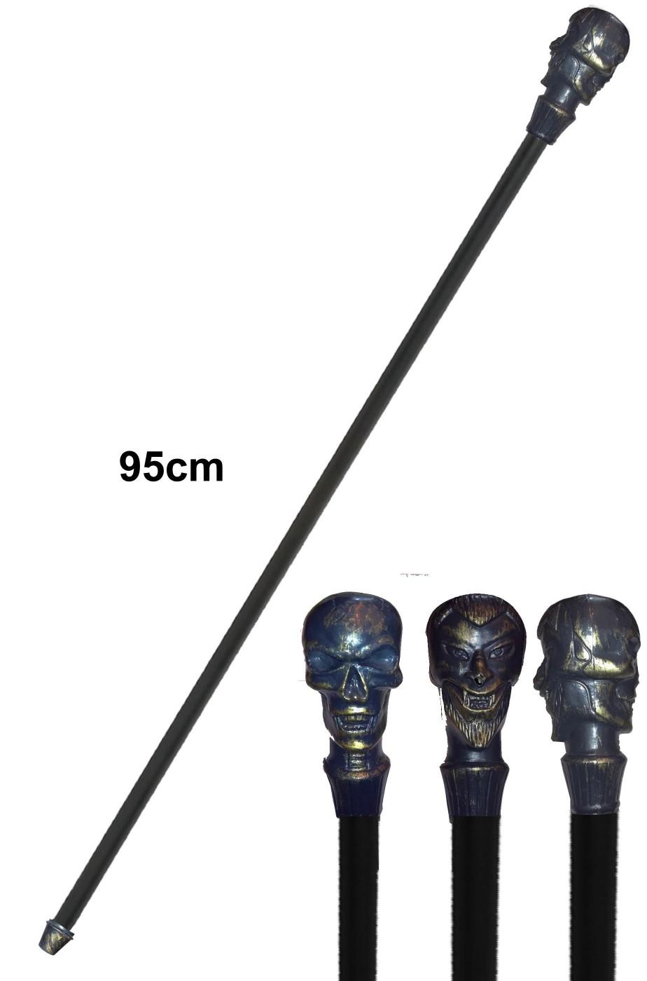 Bastone da passeggio di two faces
