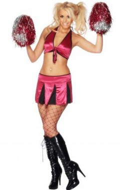 Costume donna  Cheerleader