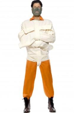 Costume uomo adulto da Hannibal
