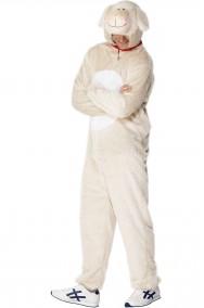 Costume unisex pecora o agnello.