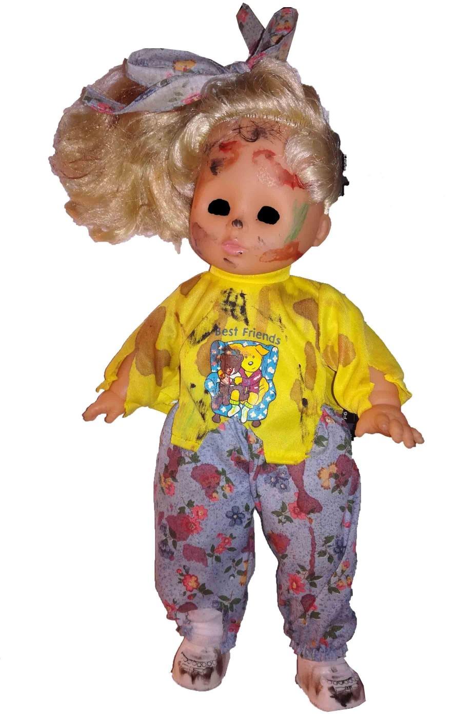 Bambola o bambolotto horror