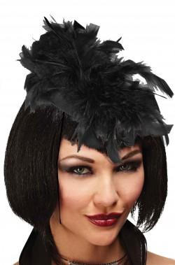 Mini cappello burlesque vittoriano 800 con elastico