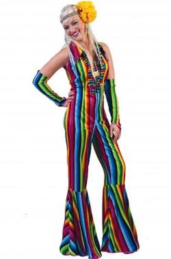 Costume donna Anni 70 o messicana