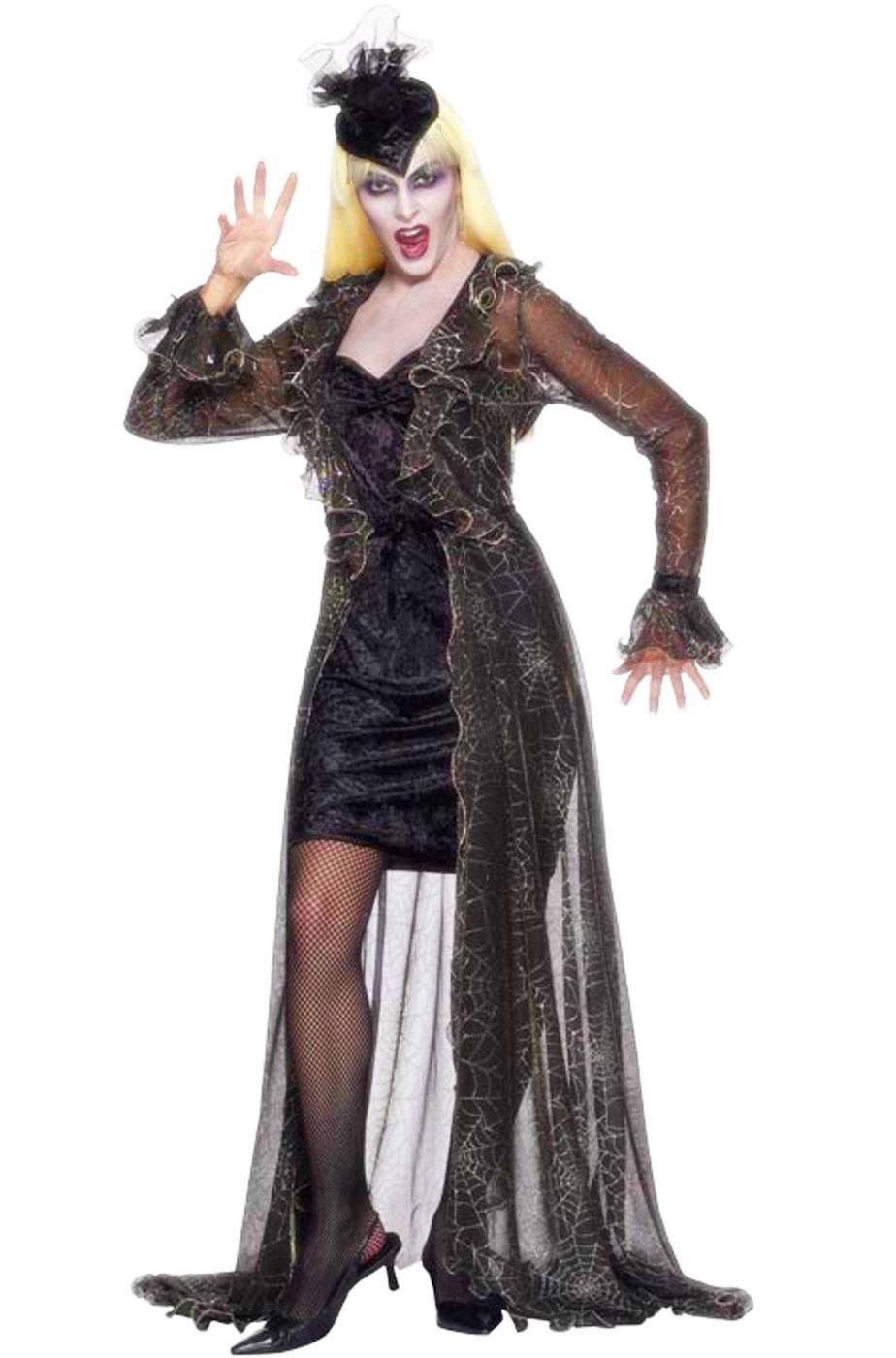 Nero Rose Donna Costume Gotica Halloween Costume Adulti La SPOSA CADAVERE