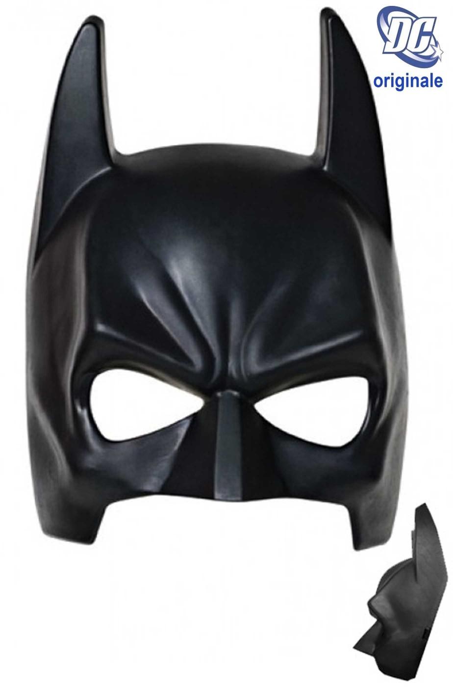 Maschera film Batman adulto in plastica