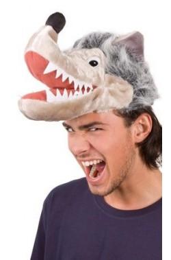 Cappello per costume da lupo