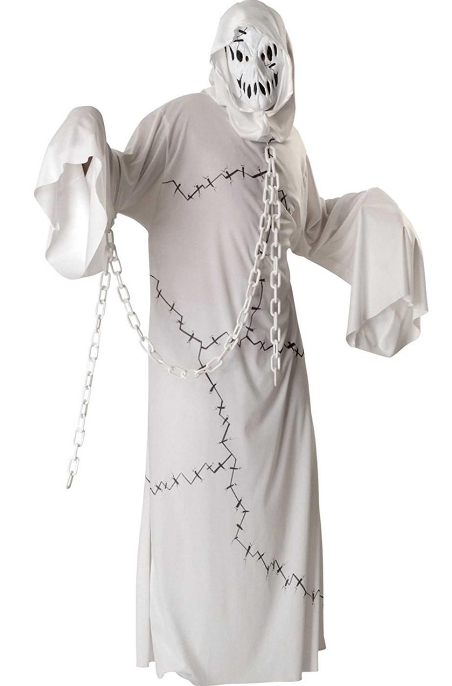 Costume uomo fantasma spettro