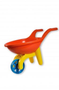 Carriola in plastica per il mare da bambini 49cm