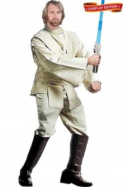Costume Abito Cosplay Cavaliere Jedi replica