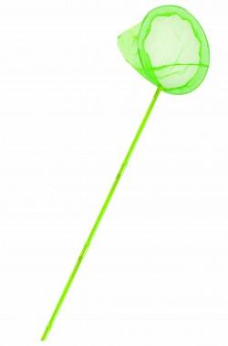 Guadino retino acchiappafarfalle in bambù verde