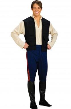 Costume Han solo Star Wars guerre stellari
