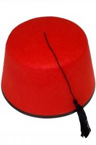 Cappello turco Fez