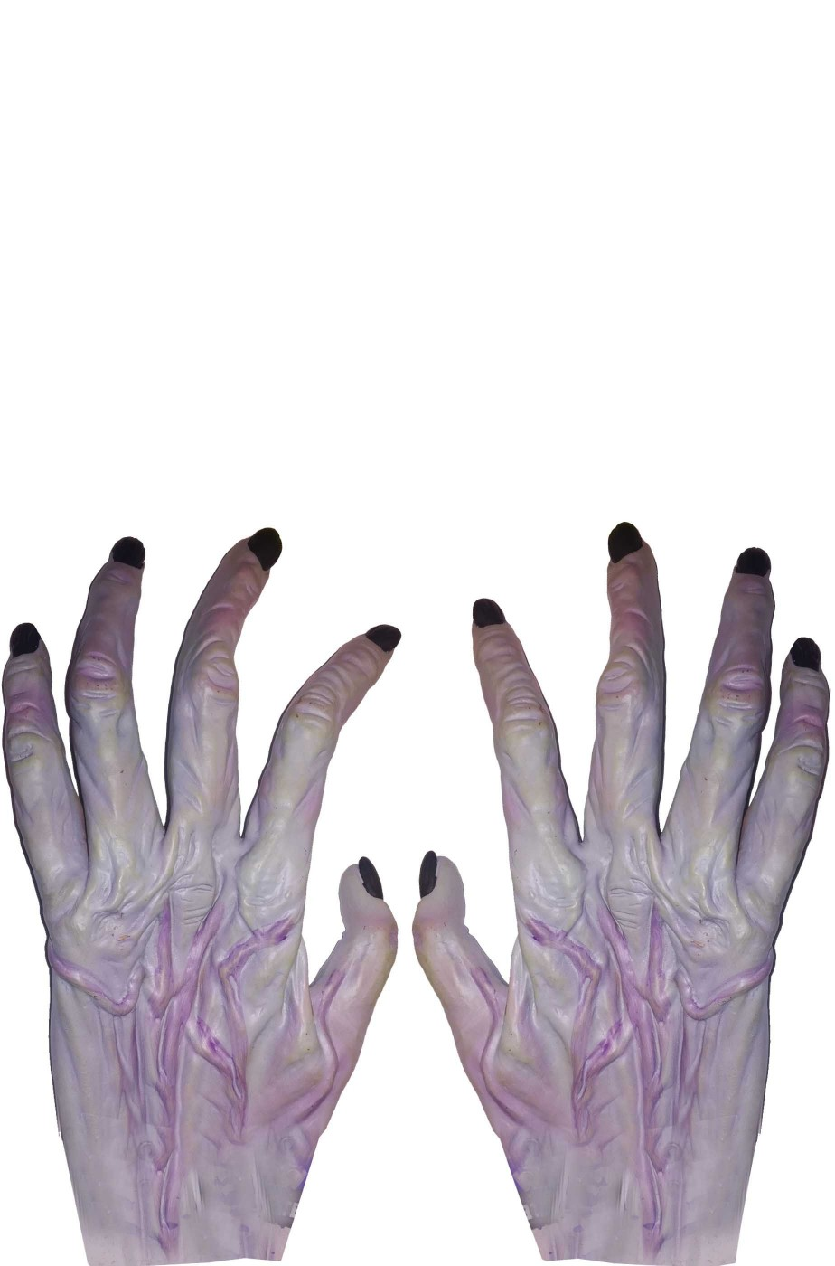 Guanti fantasma Voldemort halloween adulto