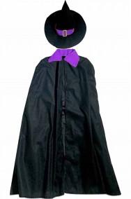 Mantella e cappello da Befana o da strega