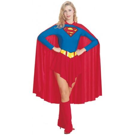 Costume Supergirl