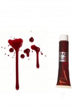 FX Sangue finto teatrale lucido in tubo 28ml