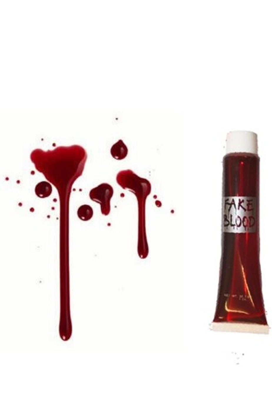 FX Sangue finto teatrale lucido in tubo 28ml