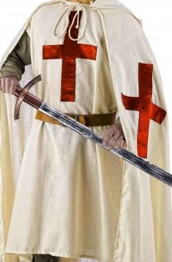 Spada medievale crociato cm 114