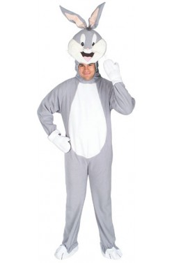 Costume Bugs Bunny lusso...