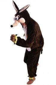 Costume Wil Coyote mascotte de luxe