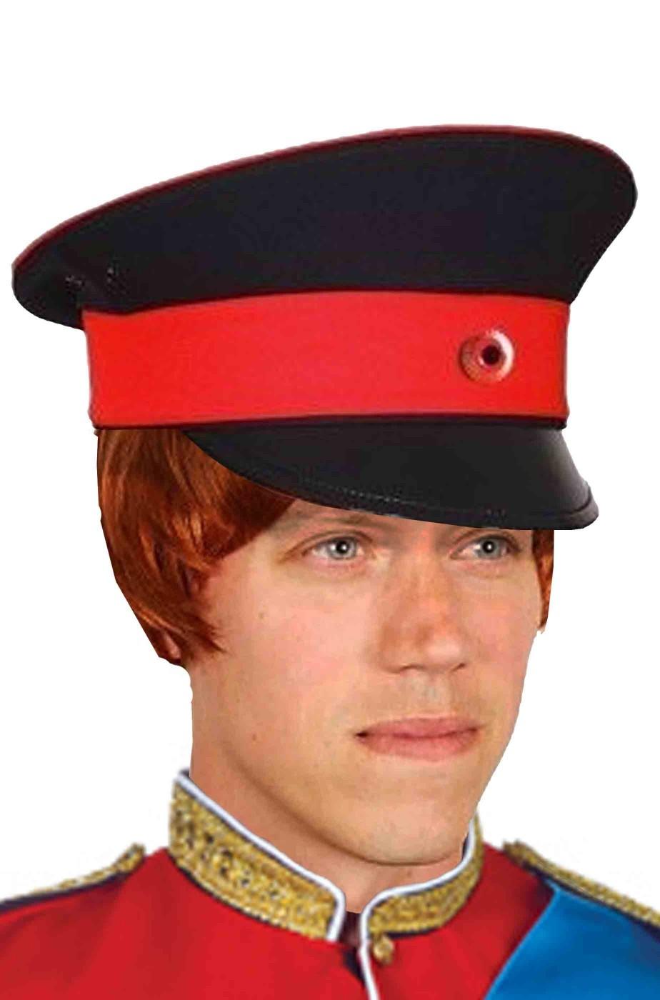 Cappello uniforme russa adulto taglia unica circa 58