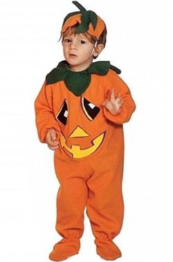 Costume carnevale Bambino Zucca
