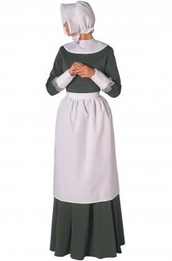 Set mormona, hamish o Strega di Salem infermiera da campo
