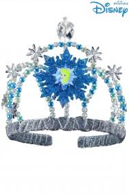 Corona Tiara Coroncina di Elsa di Frozen Il Regno di Ghiaccio