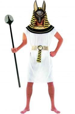 Costume uomo Anubis il Dio della Morte