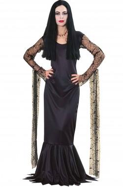 Costume Morticia dal film La Famiglia Addams