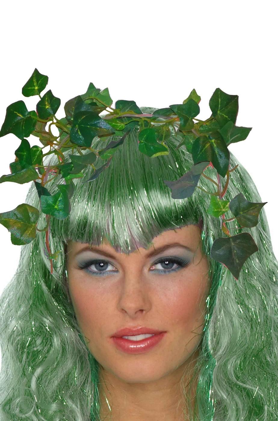 Cerchietto Poison Ivy o Elfa