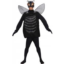 Costume Halloween o Carnevale da mosca adulto