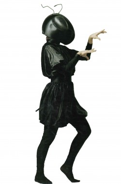 Costume carnevale o Halloween da formica adulto