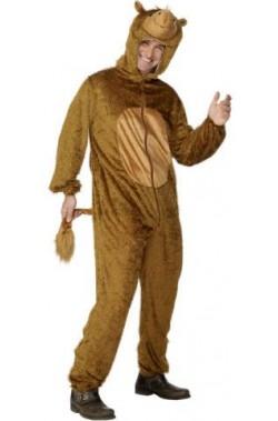 Costume carnevale o halloween da cammello adulto