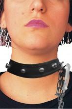 Collana/collare punk dark