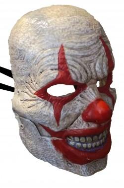 IT Clown killer maschera da Pagliaccio horror assassino