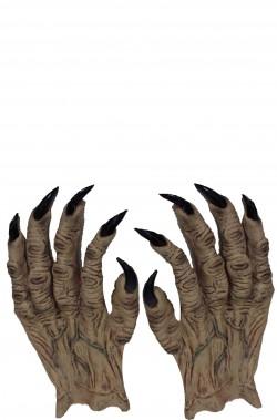 Guanti horror mani da mostro di IT Pennywise