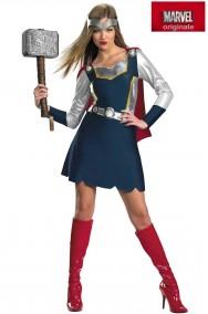 Costume donna Thor Dea del Tuono Dal Film The Avengers