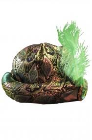 Cappello turbante sultano, incantatore di serpenti, fachiro, re magio