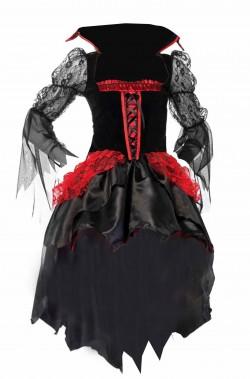 Costume donna Burlesque Vampira