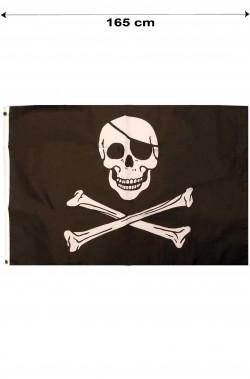 Bandiera pirata cm 165 x 99
