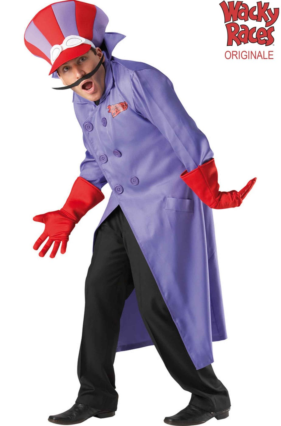 Costume Dick Dastardly