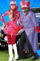 Coppia di costumi di Dick Dastardly e Penelope Pitstop