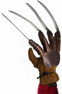 Guanto Freddy Krueger De Luxe